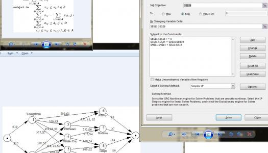 Excel to R Transhipment Problem Optimization Tutorial Part I