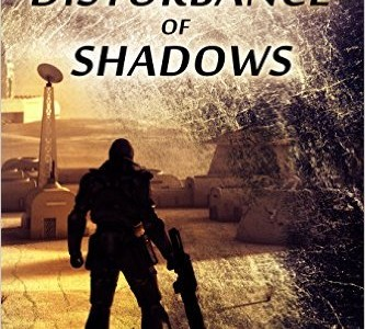 Amazon Promotion for A Disturbance of Shadows