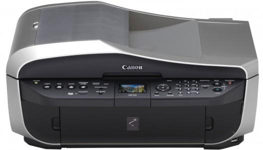 Canon MX-700 Print Cartridge Reset